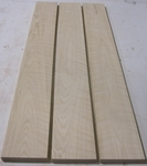 Red Oak 4/4 S2S KD Curly/Figured- Three Pcs