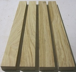 Canarywood 8/4 S2S KD - Four Pcs